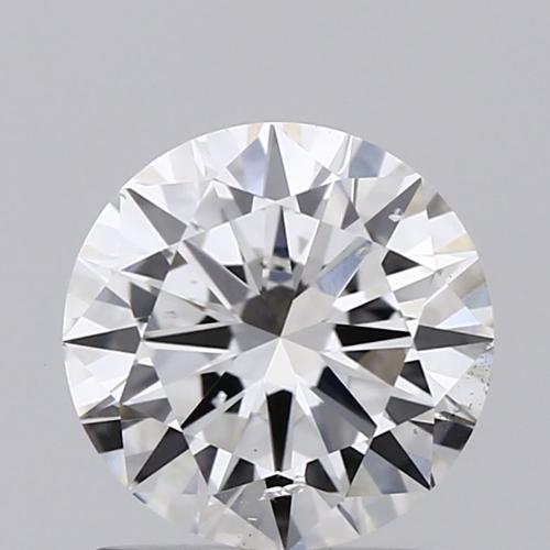 Round Brilliant Cut CVD 1ct Diamond F SI1 IGI Certified Lab Grown TYPE2A 436067126