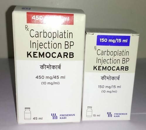 KEMOCARB 450 Injection