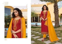 Sehnaz Vol - 2  Jam Silk With Swarovski Diamond Work