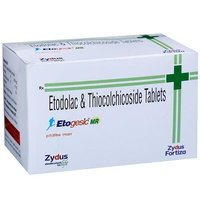 Etodolac And Thiocolchicoside Tablets
