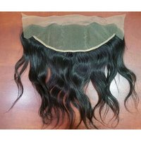 Hd Looking Lace Hair With Unprocessed Indian Temple Hair Extensions !!!!!!