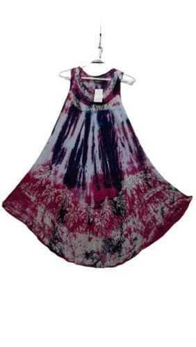 Rayon Umbrella Dress