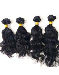 Bulk Wavy Indian Human Hair Extensions !!!!!