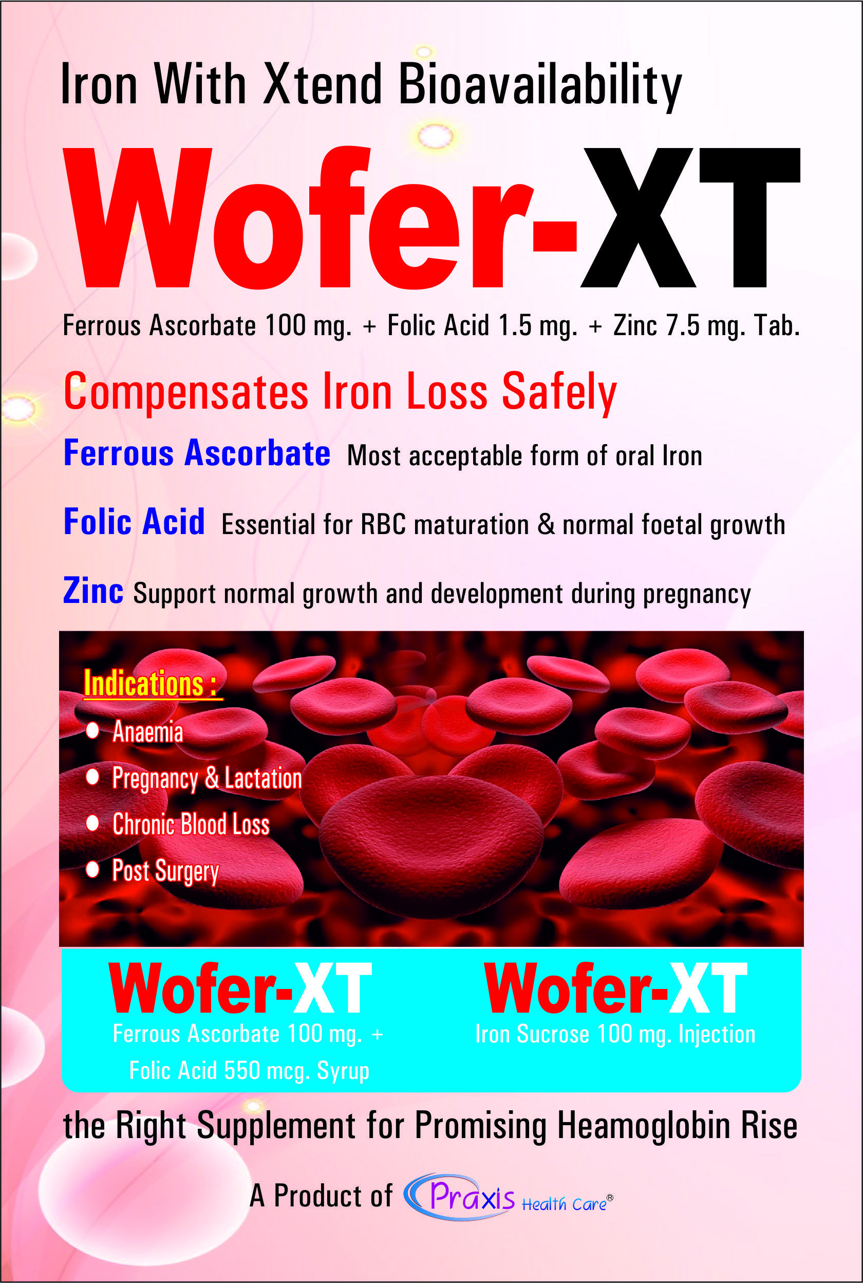 WOFER-XT Tablets
