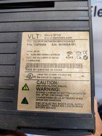 DANFOSS 20HP AC Drive