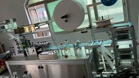 2 in 1 Fully Automatic Elastic Band Mask Machine