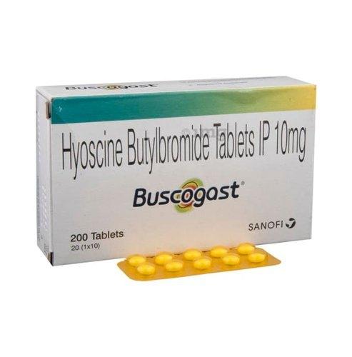 Hyoscine Butylbromide Tablet
