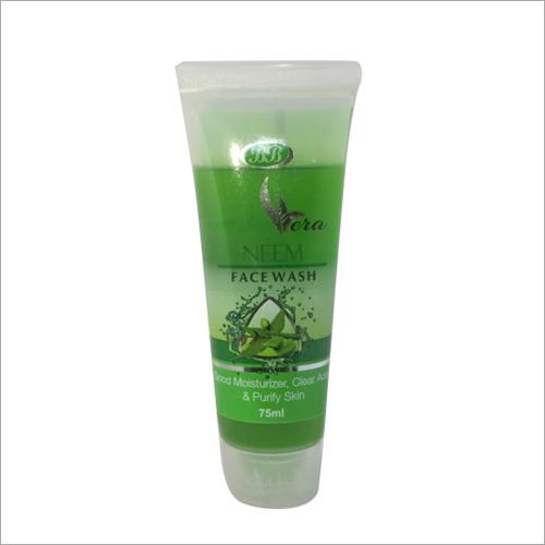 75 ML Neem Aloe Vera Face Wash