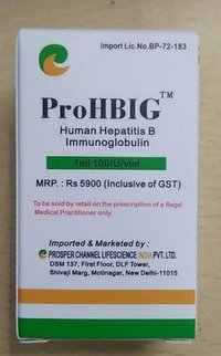 Prohbig 1 Ml 100 IU/vial