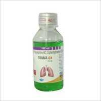 Dextromethorthan HBR, Phenylephrine HCL,Diphenhydramine HCl & Manthol Syrup