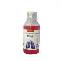 Ambroxol HCL, Terbutaline Sulphate, Guaiphenesin & Menthol  Syrup