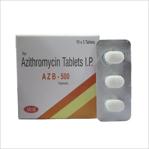 Azithromycin - 500mg Tablets IP