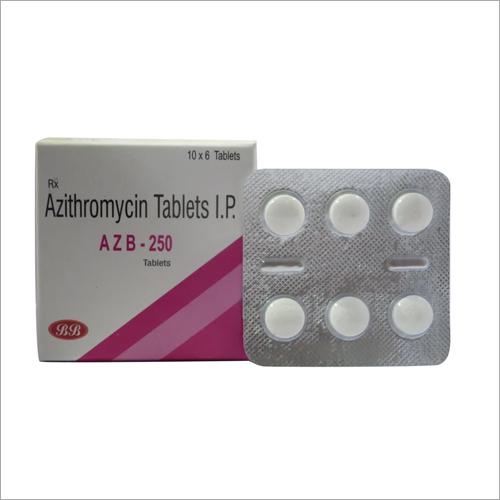 Azithromycin-250mg Tablets IP