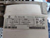 CROMPTON GREAVES 30 HP AC Drive