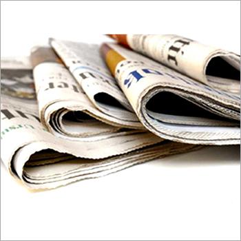 Printed News Paper