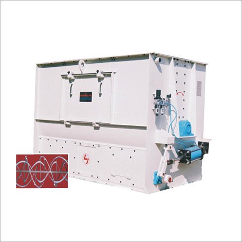 Industrial Double Ribbon Mixer