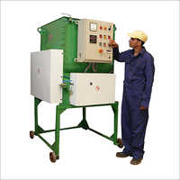 Industrial Double Shaft Paddle Mixer