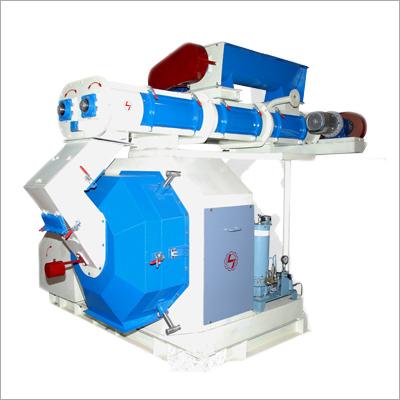 Industrial Pellet Mill Machine