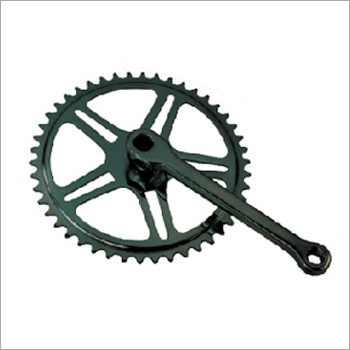 Bicycle Single Chainwheel Itly Cut