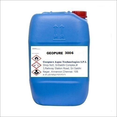 Geopure 3006 Cooling Water Treatment Chemicals