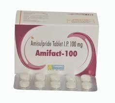Amisulpride 100 Tablets