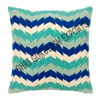 100% Cotton Cushion Covers Hand Woven Technics Christmas Decoration
