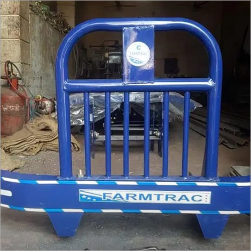 Tractor Bumper with Jaal