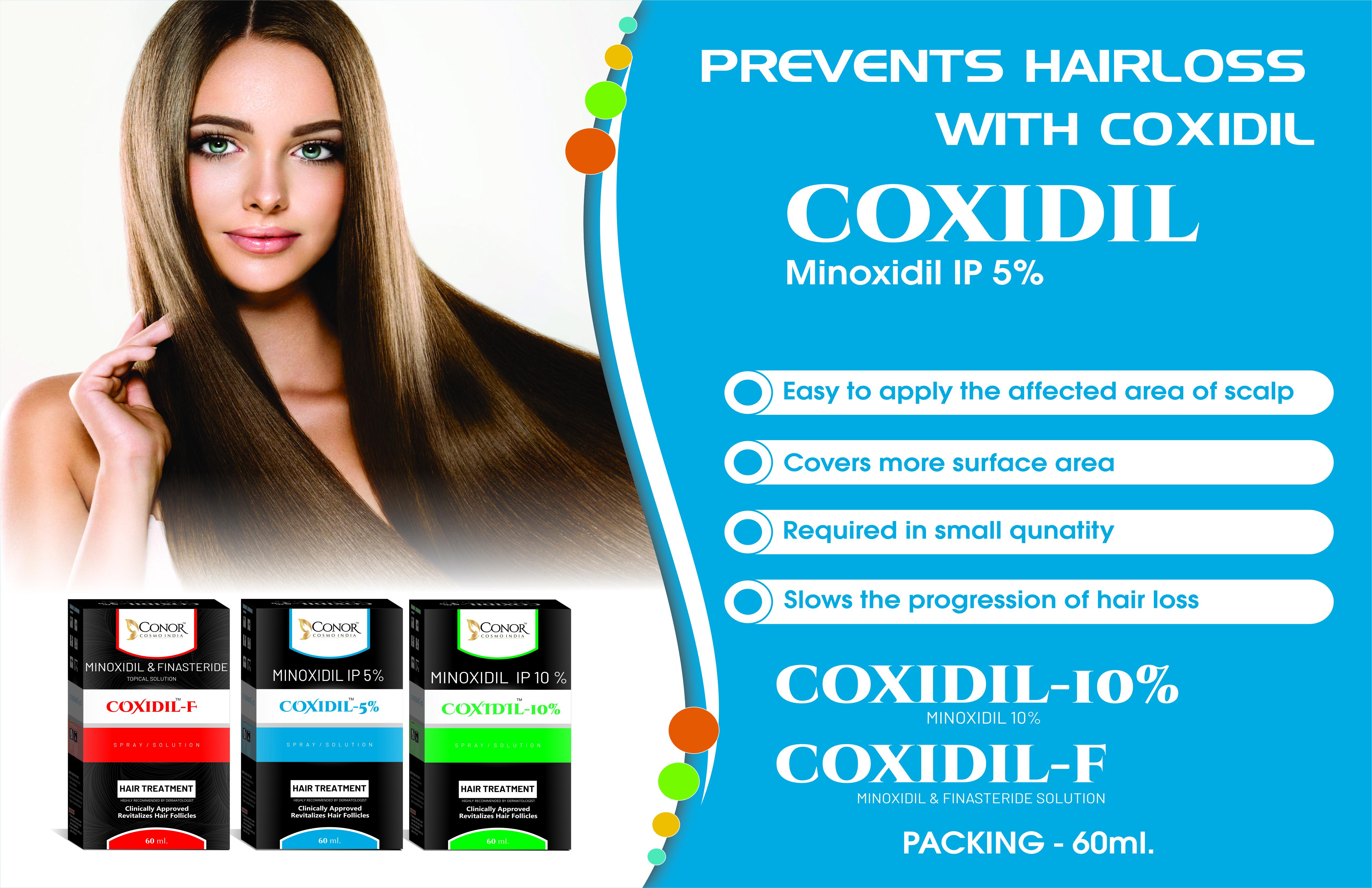 Coxidil 10%