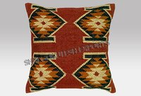 Hot Sale Indian Handmade Woolen Cushion Covers