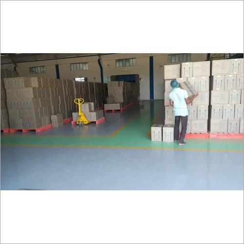 Solvent Based Industrial Floor Coating Service