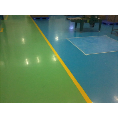 Playing Court Floor Coating Service