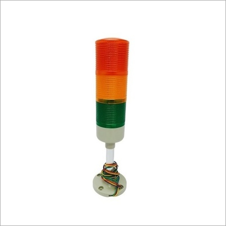 3 Tier LED Tower Light with Buzzer 230V