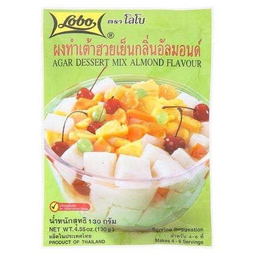 130g Lobo Cold Tofu Powder with Almond Flavor
