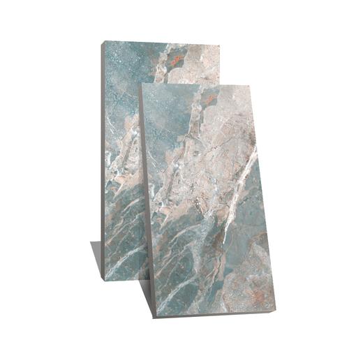 Superior Grade Vitrified Glazed Polished Porcelain Marble Look Floor Tile 600x1200