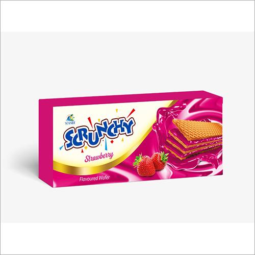 Scrunchy Fun Pack Strawberry Wafers