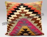 Woolen Vintage Sofa Cushion Covers