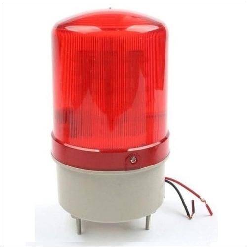 LED Revolving Light with Buzzer