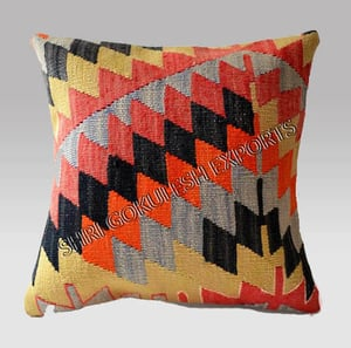 Handmade Jute Cushion Covers