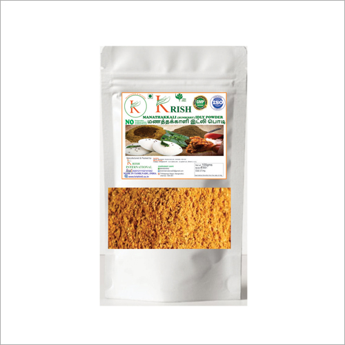 Manathakali Idly Powder