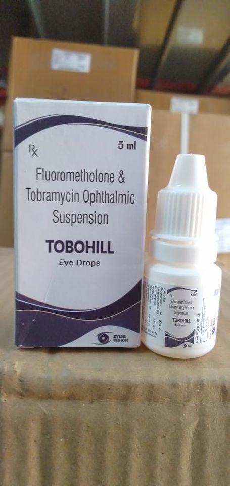 Zylig Vision Moxifloxacin Ophthalmic Solution IP(Moxia)