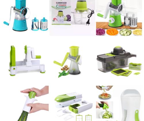 Grade Blade 3 Blade Spiralizer Vegetable Slicer,Vegetable Spiralizer Chopper Plus,Spiral Slicer for Noodles Pasta Maker