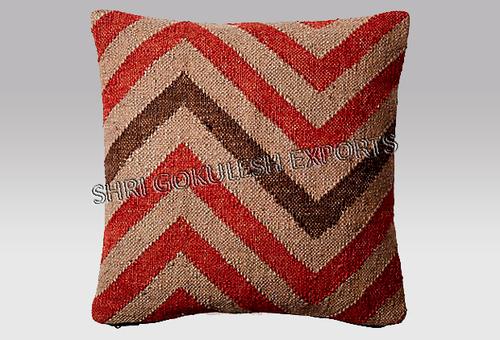 Exclusive Handmade Jute Cushion Covers