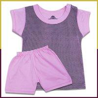 Sumix Ahaan Baby Half Sleeve T-shirt And Shorts