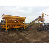Stationary Concrete Batching Mixing Plant