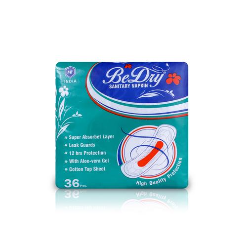320 Mm Cotton Sanitary Napkin Bedry Sanitary Napkin