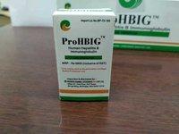 Normal hepatitis b immunoglobulin