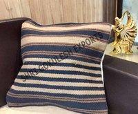Handmade Home Sofa Decor Jute Cushion Covers