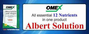 Omex Albert Solution