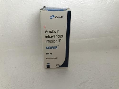 Axovir 500mg -aciclovir Infusion