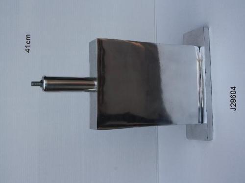 Table Lamp Cast Aluminum Mirror Polish
